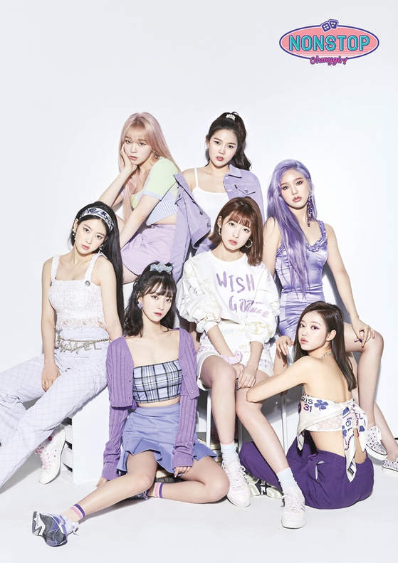 Girl group Oh My Girl [WM ENTERTAINMENT]