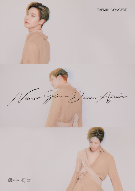 Singer Taemin [SM ENTERTAINMENT]