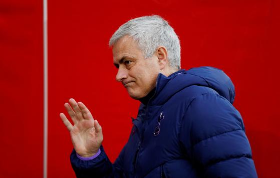 Jose Mourinho [REUTERS/YONHAP]