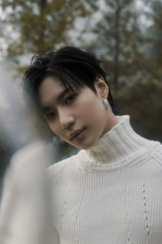 Taemin of boy band SHINee [ILGAN SPORTS]