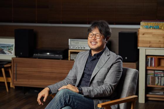 Director Jin Mo-young [NETFLIX]