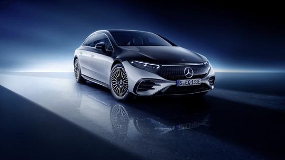 Mercedes-Benz's EQS [MERCEDES-BENZ KOREA]