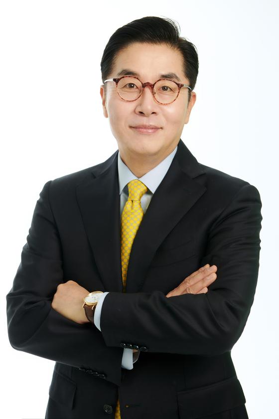Homeplus CEO Jay Lee [HOMEPLUS]