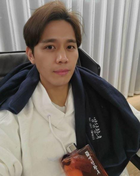 Musical actor Son Jun-ho  [ILGAN SPORTS]