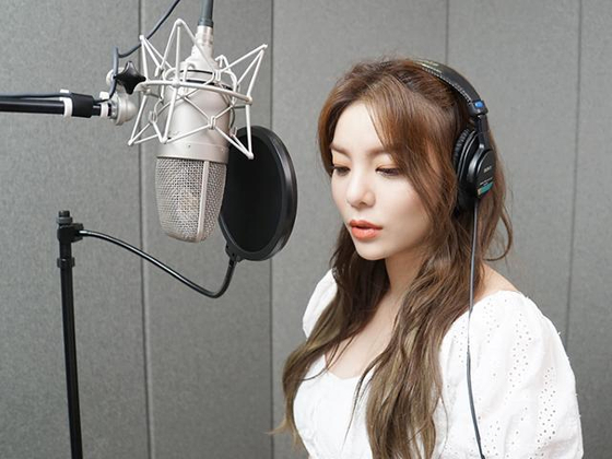Singer Ailee is kicking off a tour across the country to promote her latest album ″Lovin.'″ [ILGAN SPORTS]