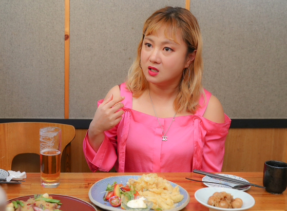 Comedian Park Na-rae [ILGAN SPORTS]