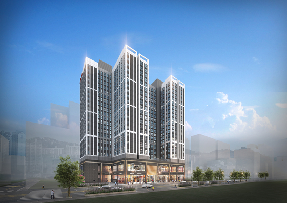 Hyundai Engineering & Construction offers the Hillstate Jangan Central, located in central Seoul, for the younger generations [HYUNDAI ENGINEERING & CONSTRUCTION]