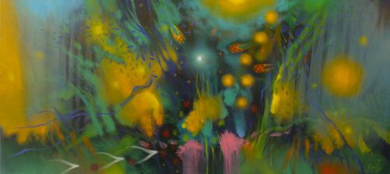 ″Impetus of Light and Seed″ by Carlos Jacanamijoy [CARLOS JACANAMIJOY]