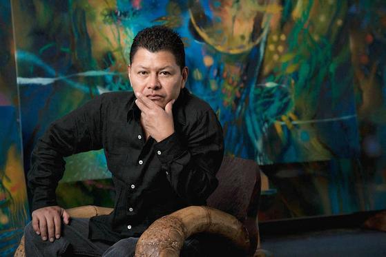 Carlos Jacanamijoy [CARLOS JACANAMIJOY]