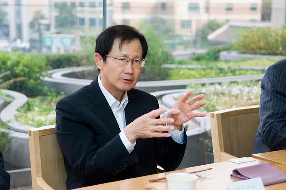 Park Chan-koo [JOONGANG PHOTO]