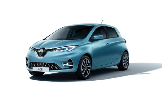 The Renault Zoe is an ideal choice for those who are looking for a small-sized electric vehicle suitable for city driving. [RENAULT]