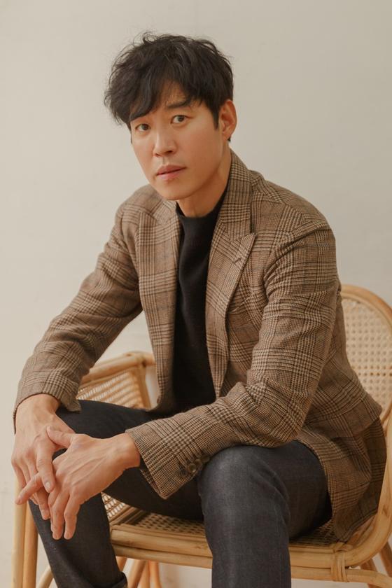 Actor and director Yoo Jun-sang [NAMOO ACTORS]