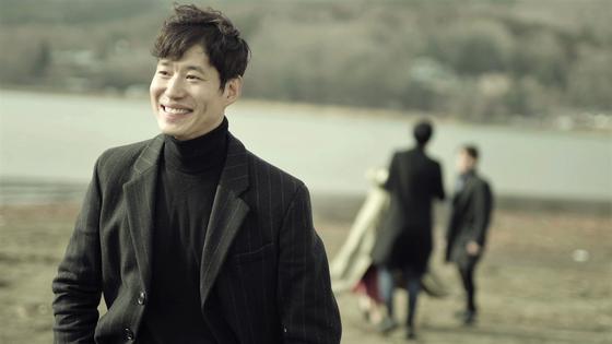 """Actor and director Yoo Jun-sang in """"Spring Song."""" [NAMOO ACTORS]"""