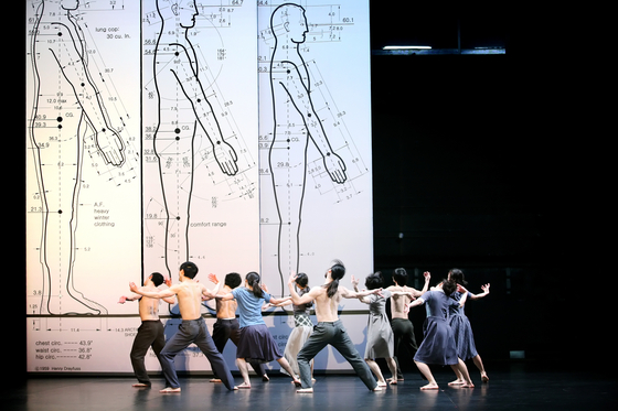 Choreographer Jung Young-doo's dance piece ″A Seventh Man,″ which premiered in 2010, will be staged at the LG Arts Center in southern Seoul next month. [LG ARTS CENTER]