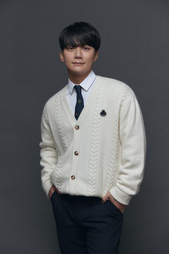 Lee Jai-jin of boy band Sechskies [YG ENTERTAINMENT]