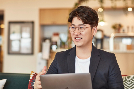 Lee Seung-yoon, the founder of Radish [LEE SEUNG-YOON]