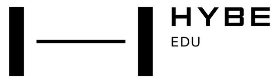 Logo of HYBE Edu [HYBE EDU]