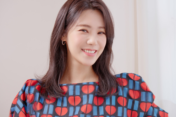 Park Su-young, also known as Lizzy of disbanded girl group After School [CELLTRION ENTERTAINMENT]