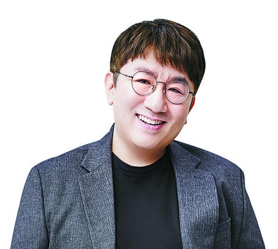 Hybe CEO Bang Si-hyuk [YONHAP]