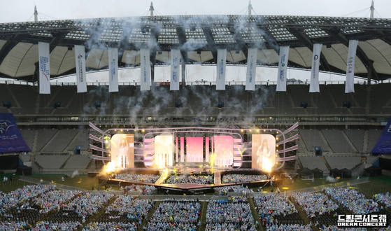 The ″25th Dream Concert″ held by the Korea Entertainment Producer's Association [KEPA]