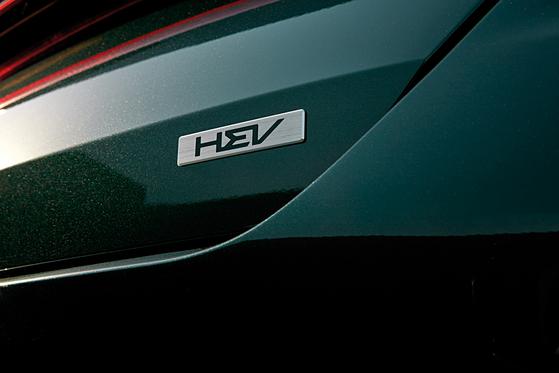 Kia's K8 Hybrid was introduced early this month. [KIA]