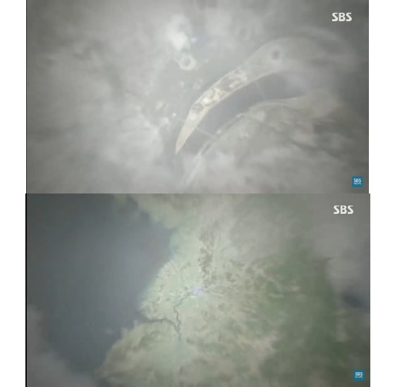 A video clip introducing the 2021 P4G Seoul Summit screened at its opening ceremony Sunday showed a satellite imagery of Pyongyang instead of Seoul. [SCREEN CAPTURE]