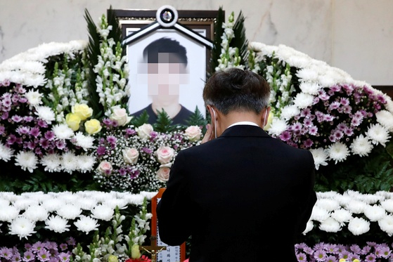 Sohn's funeral takes place on May 5 [NEWS1]