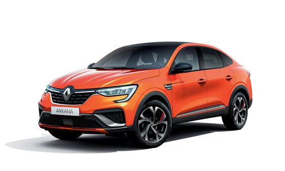 Renault Samsung Motors' New Arkana [KUMHO TIRE]