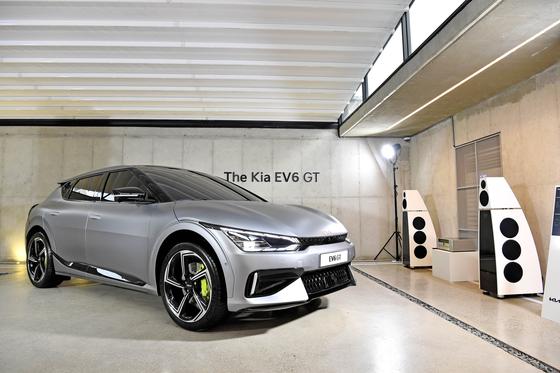Kia high-performance EV6 GT [KIA]