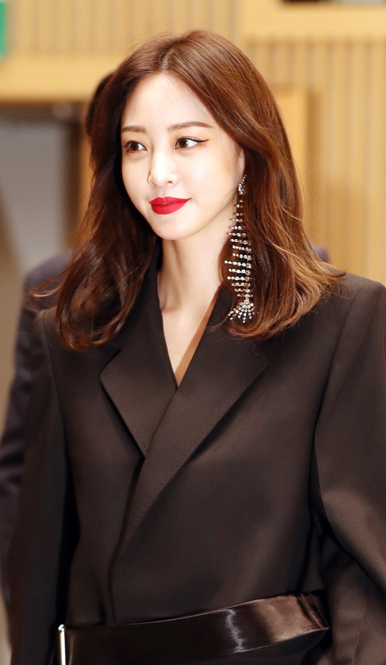Han Ye-seul [ILGAN SPORTS]