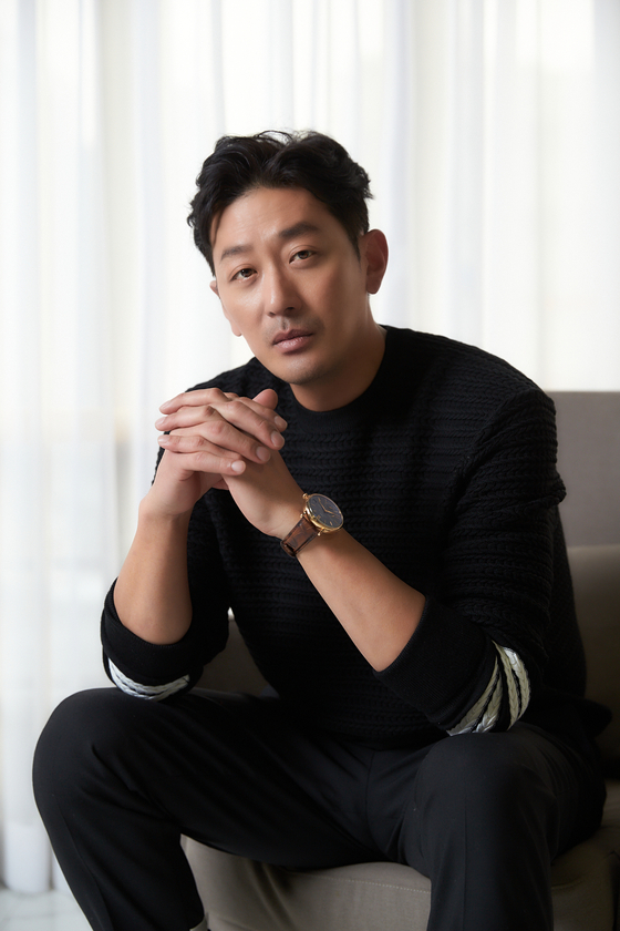 Ha Jung-woo [CJ ENTERTAINMENT]