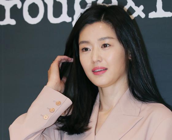 Jun Ji-hyun [ILGAN SPORTS]