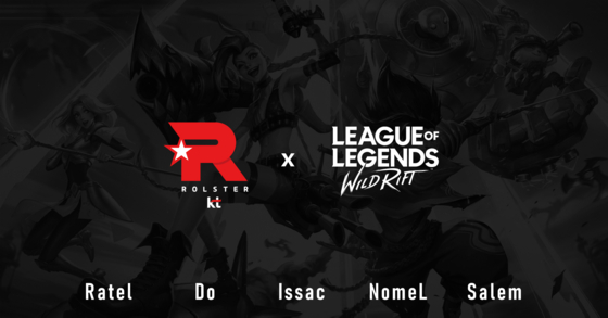 Long-standing esports organization KT Rolster announced its League of Legends: Wild Rift roster yesterday. Most of the squad already have professional experience, having previously competed in Honor of Kings, another mobile multiplayer online battle arena (MOBA) title. [KT ROLSTER]