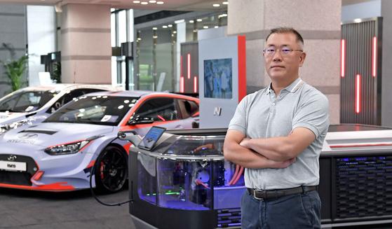 Hyundai Motor Group Chairman Euisun Chung [HYUNDAI MOTOR GROUP]