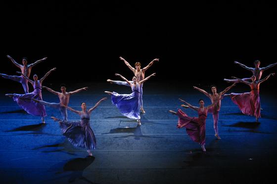 "Universal Ballet Theater's ""Triple Bill"" [UBC]"