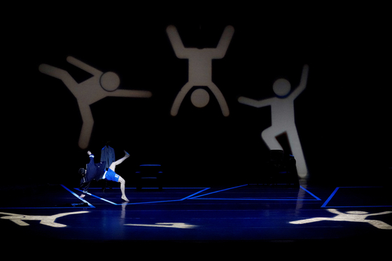 """Choreographer Ryu Hoi-woong's """"No News"""" [RYU HOI-WOONG LIBERTY HALL]"""