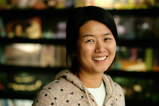 Animator Joh Sung-yeon [WALT DISNEY COMPANY KOREA]