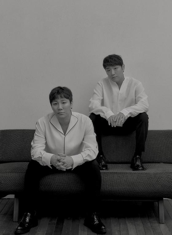 Singing duo Vibe [MAJOR9]
