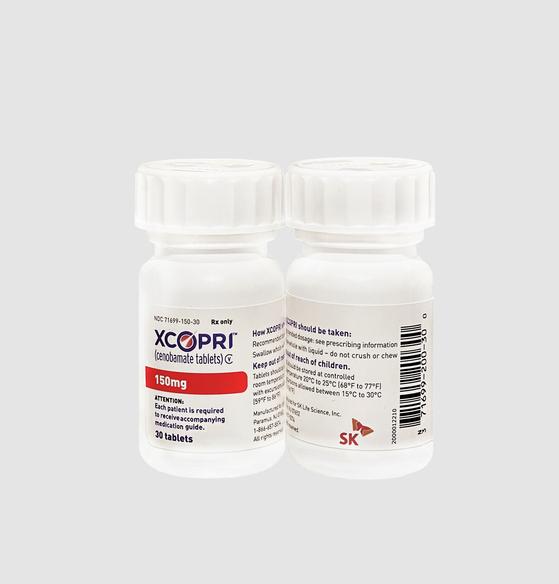 SK Biopharmaceuticals' epilepsy drug, Cenobamate [SK BIOPHARMACEUTICALS]