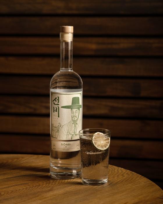 Sonbi gin [DIANE KANG]