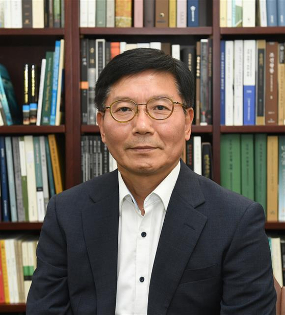 Kim Hyun-mo, administrator of the Cultural Heritage Administration