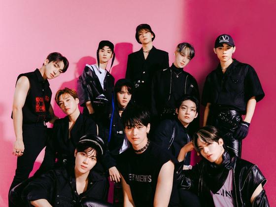 Boy band The Boyz [ILGAN SPORTS]