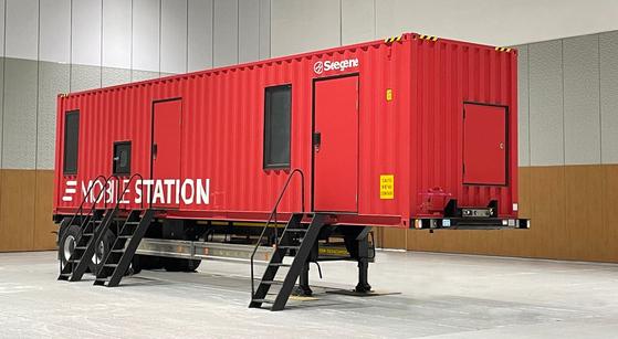 Seegene's Mobile Station testing unit [SEEGENE]