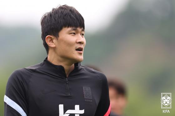 Kim Min-jae [YONHAP]