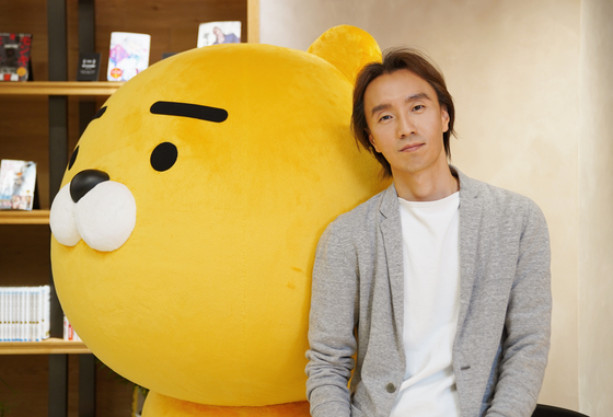 Kim Jae-yong, president of Kakao Japan. [KAKAO JAPAN]
