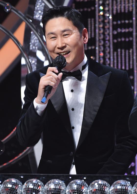 Comedian Shin Dong-yup [SBS]