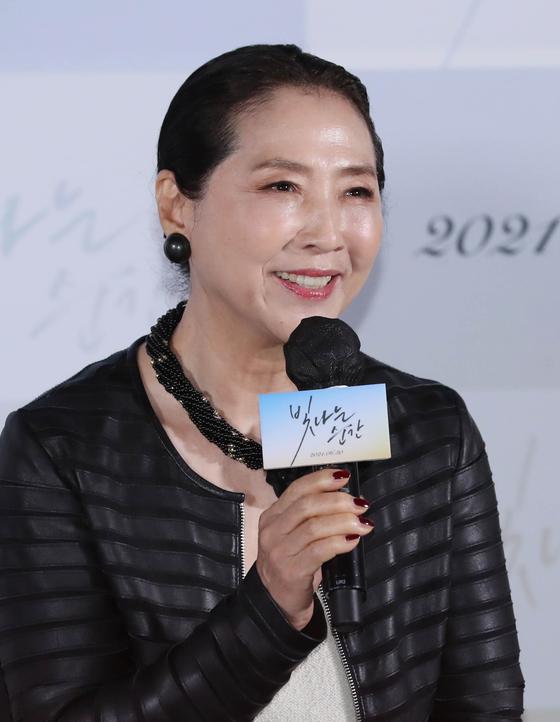 Actor Goh Doo-shim [ILGAN SPORTS]