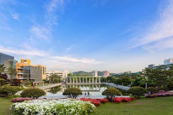 Hanyang University's branch ERICA Campus in Ansan, Gyeonggi [HANYANG UNIVERSITY ERICA CAMPUS]