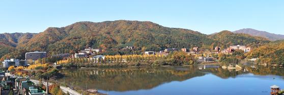 Yonsei University's branch Mirae Campus in Wonju, Gangwon [JOONGANG ILBO]