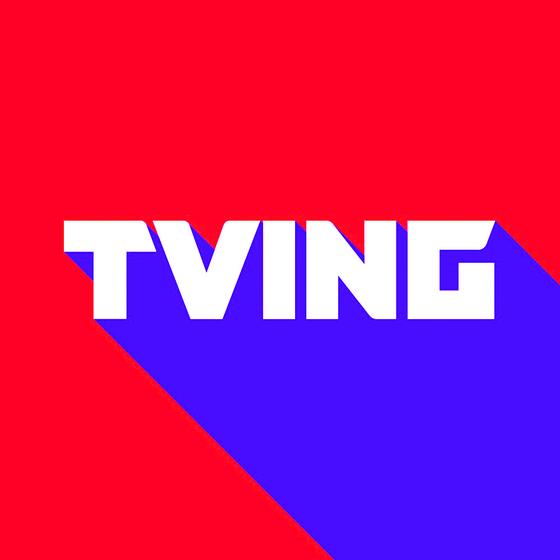 Logo of over-the-top (OTT) platform Tving [TVING]